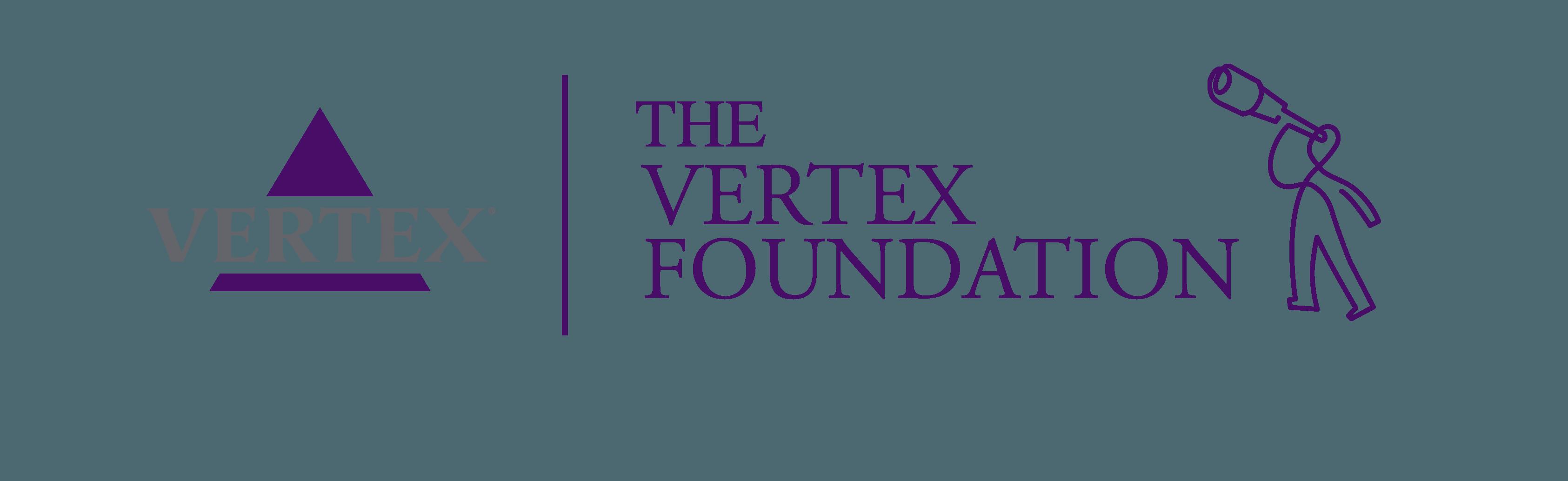 The Vertex Foundation logo