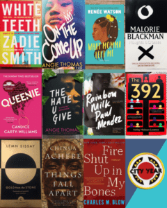 Books by black authors, as recommended by Team Legends, London